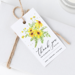Wedding Favor Tag Template